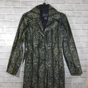 Arden B jacket coat animal print